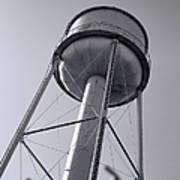 Deer Lodge Montana Water Tower Poster