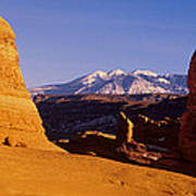 Delicate Arch, Arches National Park Poster