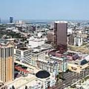 Downtown Atlantic City Poster