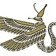 Dragon - Demon Of Ancient Egypt Poster