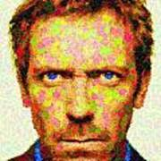 Dr. House - Maple Leaves Poster