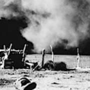 Dust Bowl, 1935 Poster