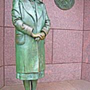 Eleanor Roosevelt -- 1 Poster by Cora Wandel