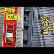 Engine 24 Poster