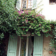 Entrances Of Provence Poster