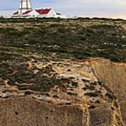Espichel Cape Lighthouse Poster