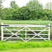 Farm Gate Poster