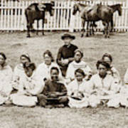 Father Damien (1840-1889) Poster