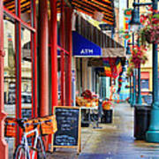 Findlay Market In Cincinnati 0006 Poster