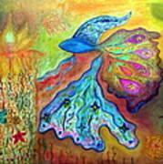 Fishstiqueart 2010 Poster by Elmer Baez