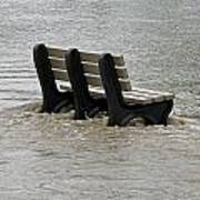 Flooded Seat  Poster