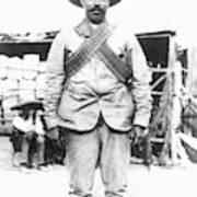 Francisco 'pancho' Villa (1878-1923) Poster