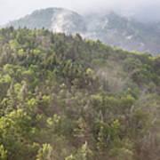 Franconia Notch State Park - White Mountains Nh Usa Poster