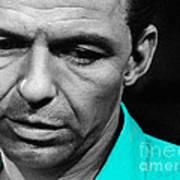 Frank Sinatra Art Poster