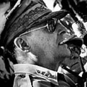 General Douglas Macarthur Poster