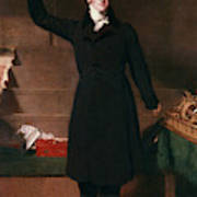 George Canning (1770-1827) Poster