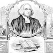 George Whitefield (1714-1770) Poster