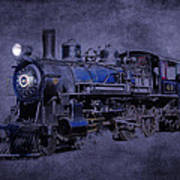 Ghost Train Poster