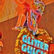 Glitter Gulch  Poster