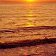Golden - Sunrise Poster