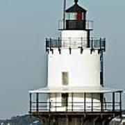 Goose Rocks Lighthouse Poster