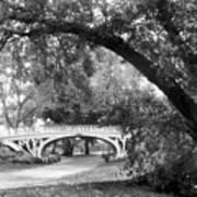 Gothic Bridge Poster