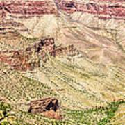 Grand Canyon National Park South Rim Poster