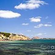 Granite Island South Australia Poster