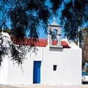 Greek Chapel Poster