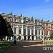 Hampton Court Palace England Poster