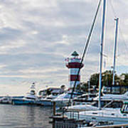 Harbourtown Harbor Poster