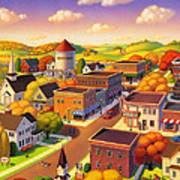 Harmony Town Poster