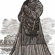 Harriet Tubman, American Abolitionist Poster