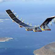 Helios Prototype, Solar-electric Poster
