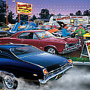Honest Als Used Cars Poster