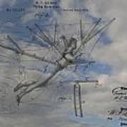Human Flight  Poster