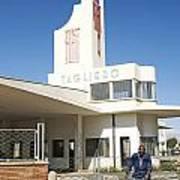 Italian Colonial Architecture In Asmara Eritrea Poster