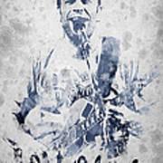 Jack Johnson Portrait Poster