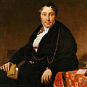 Jacques-louis Leblanc Poster