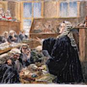 John Peter Zenger Trial Poster