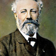 Jules Verne (1828-1905) Poster