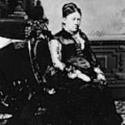 Julia Dent Grant (1826-1902) Poster