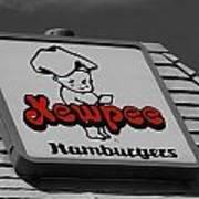 Kewpee Restaurant Poster