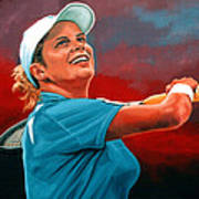 Kim Clijsters Poster