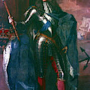 King James II Of England (1633-1701) Poster