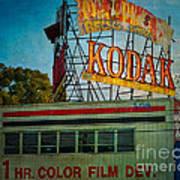 Kodak's Moment Poster