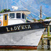 Lady Eva Poster