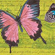 Le Papillon 2 Poster