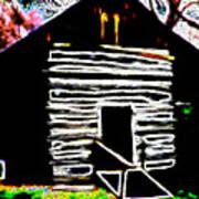 Log Cabin Home Poster
