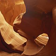 Lower Antelope Canyon, Arizona Poster